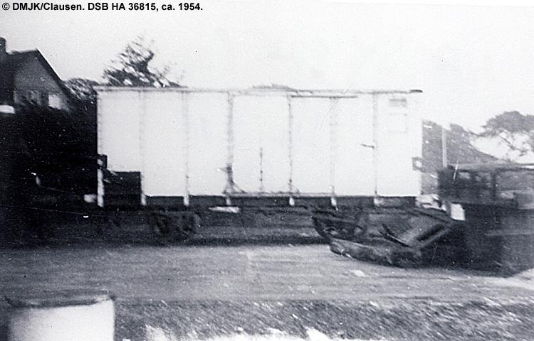 DSB HA 36815