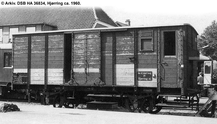 DSB HA 36834