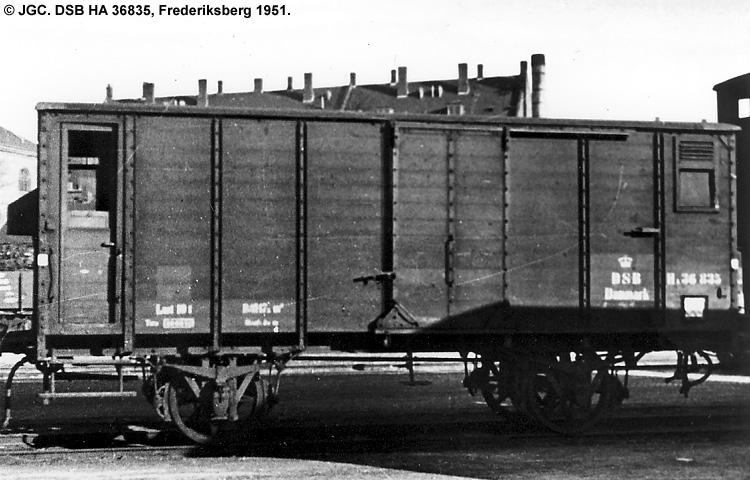 DSB HA 36835