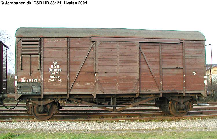 DSB HD 38121