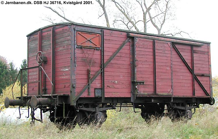 DSB HJ 36716
