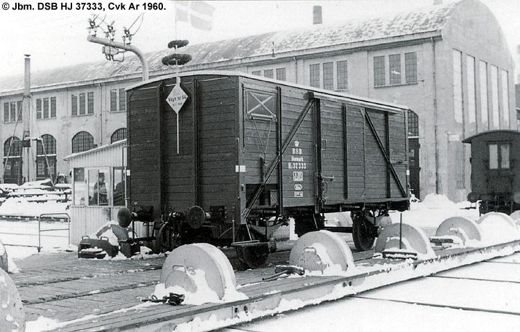 DSB HJ 37333