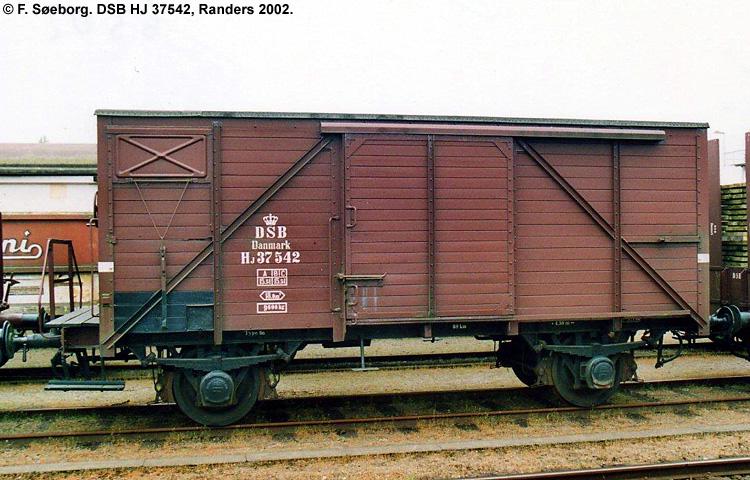 DSB HJ 37542