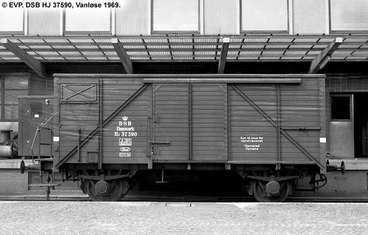 DSB HJ 37590