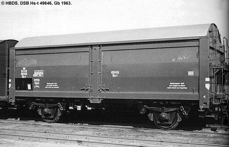 DSB Hs-t 49646