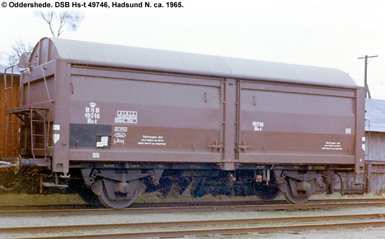 DSB Hs-t 49746