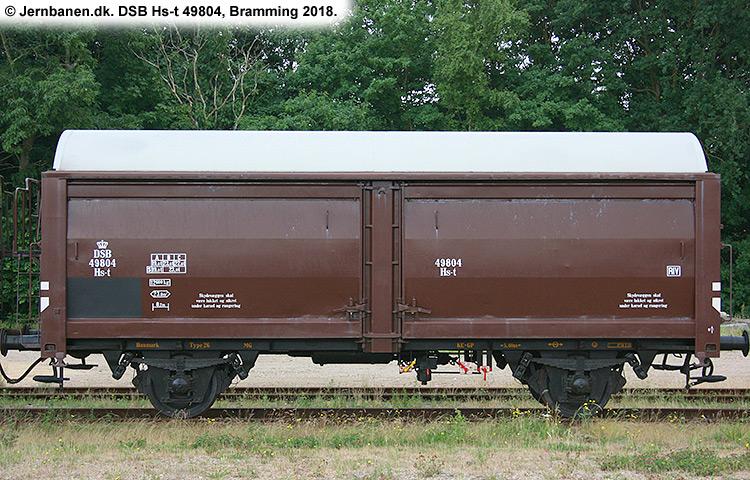 DSB Hs-t 49804