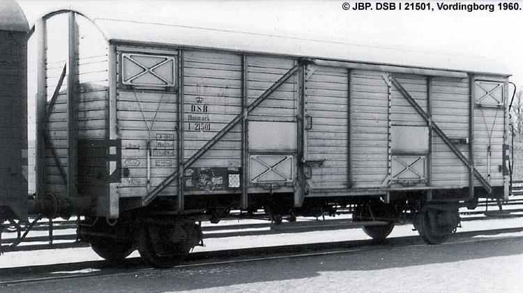 DSB I 21501
