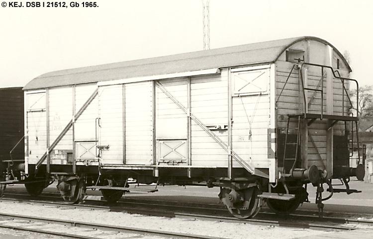 DSB I 21512