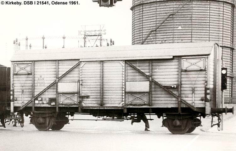 DSB I 21541