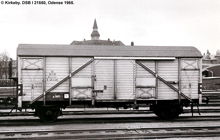 DSB I 21550