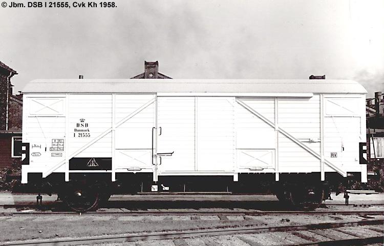 DSB I 21555