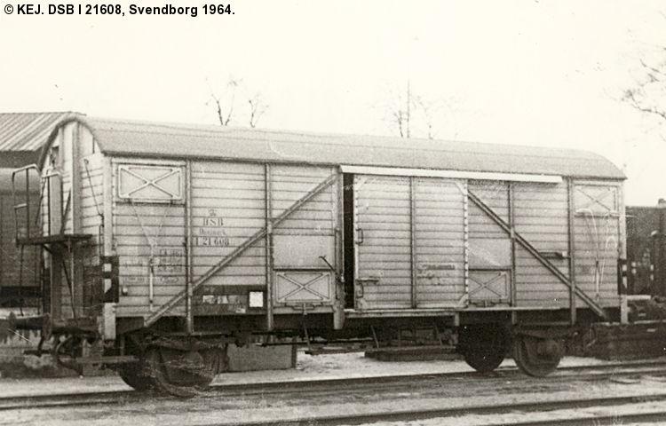 DSB I 21608