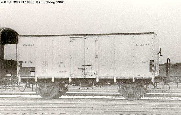 DSB IB 18860