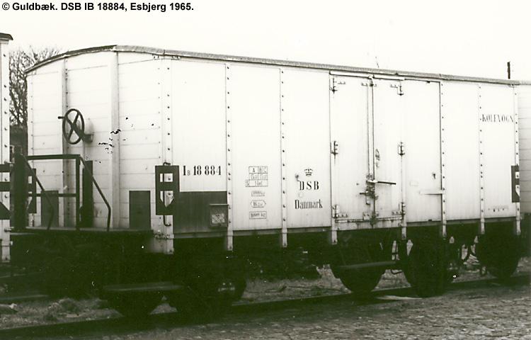 DSB IB 18884
