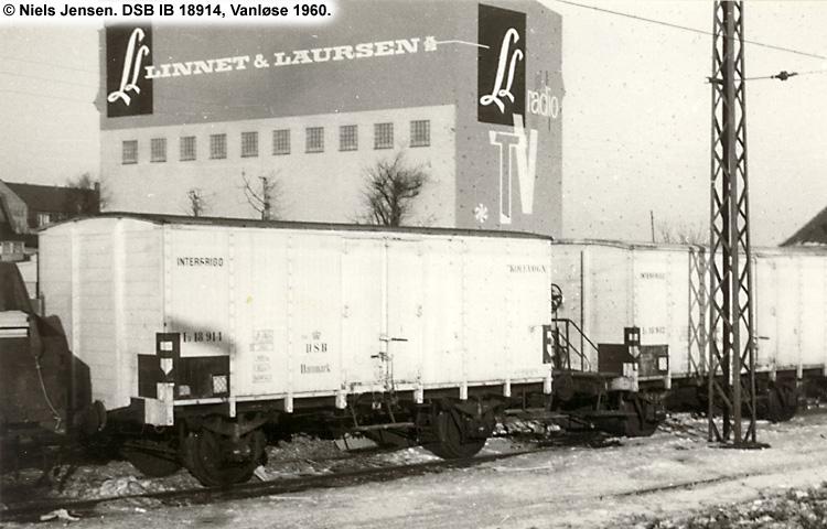 DSB IB 18914