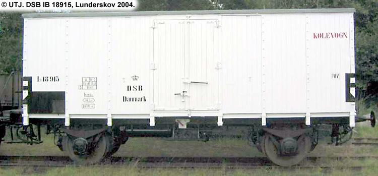DSB IB 18915