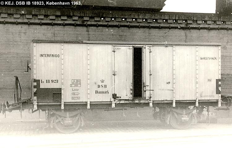 DSB IB 18923