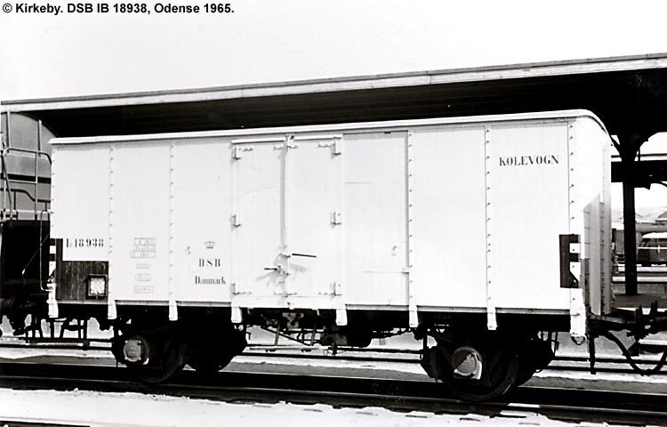 DSB IB 18938