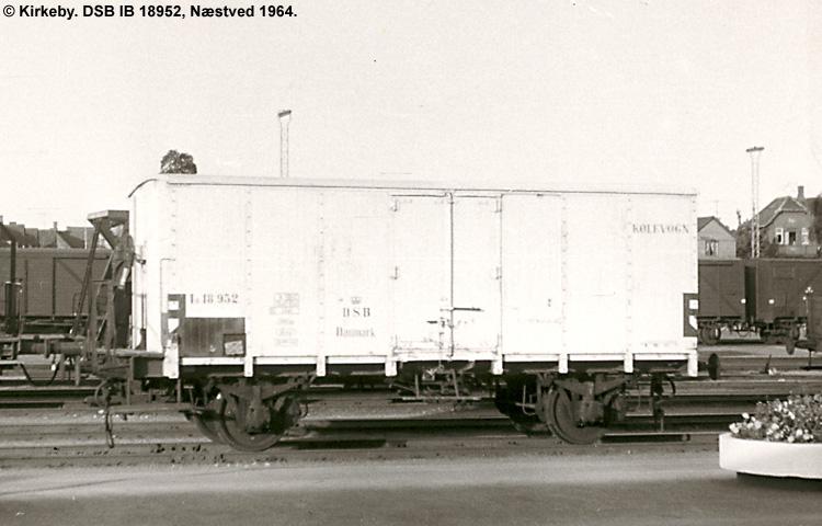 DSB IB 18952