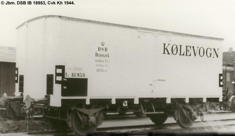 DSB IB 18953