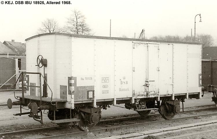 DSB IBU 18925