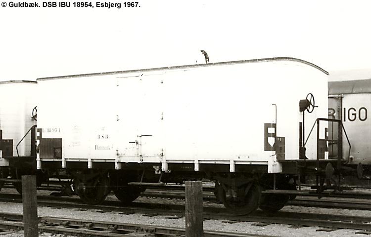 DSB IBU 18954