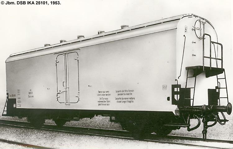 DSB IKA 25101