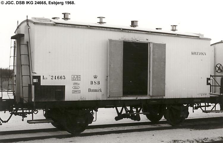 DSB IKG 24665