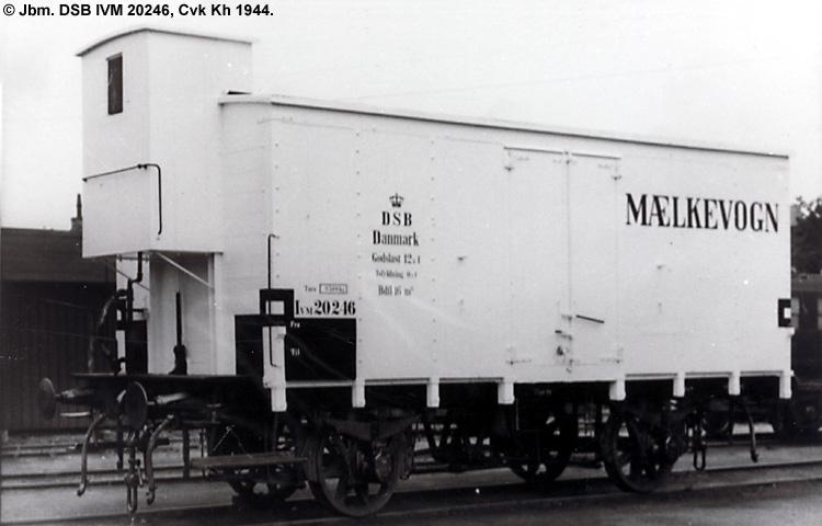 DSB IVM 20246