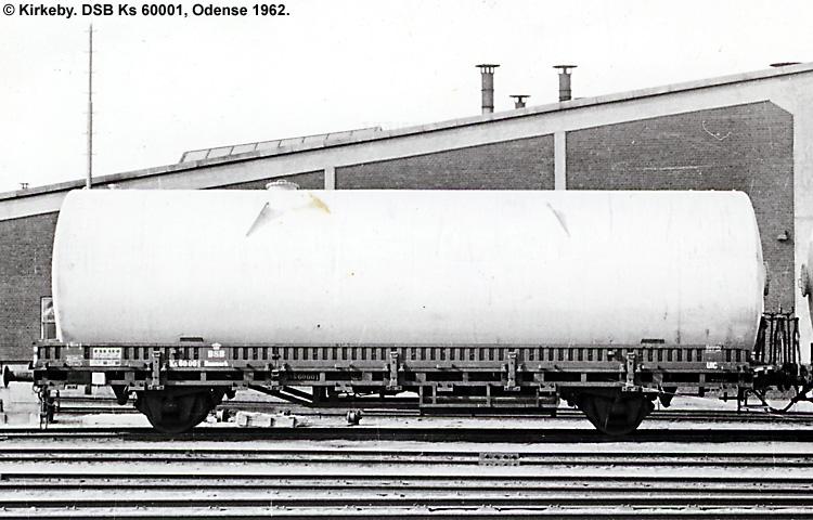DSB Ks 60001