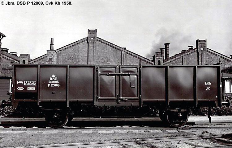 DSB P 12009