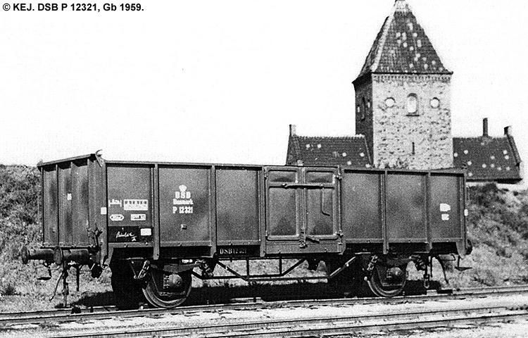 DSB P 12321