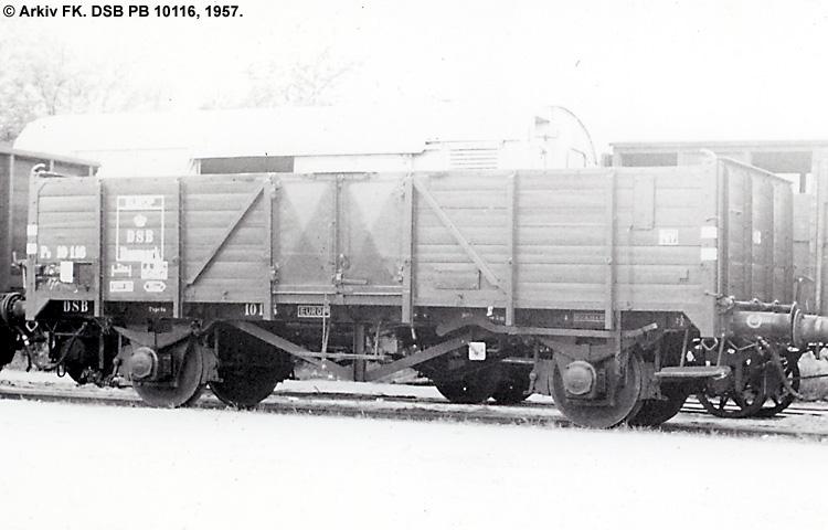 DSB PB 10116