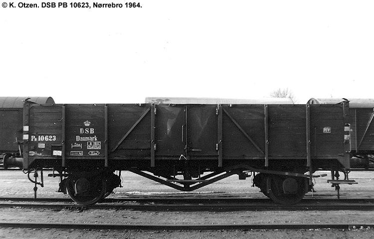 DSB PB 10623