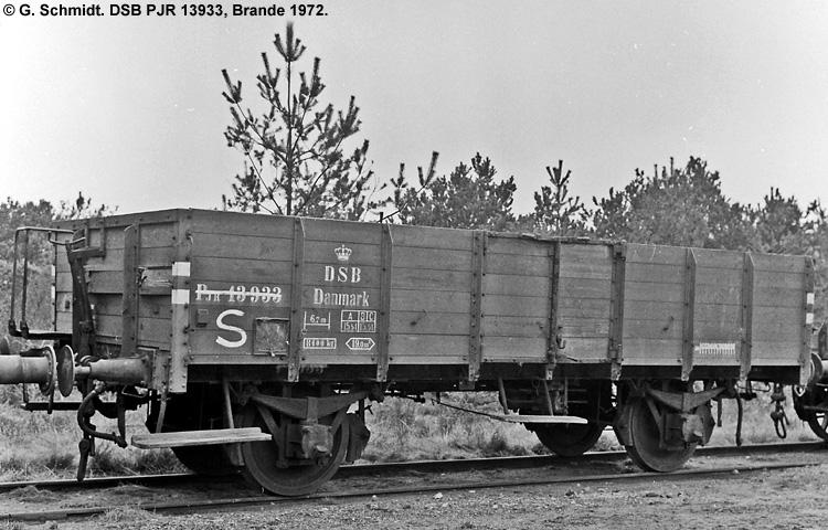 DSB PJR 13933