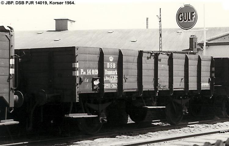 DSB PJR 14019