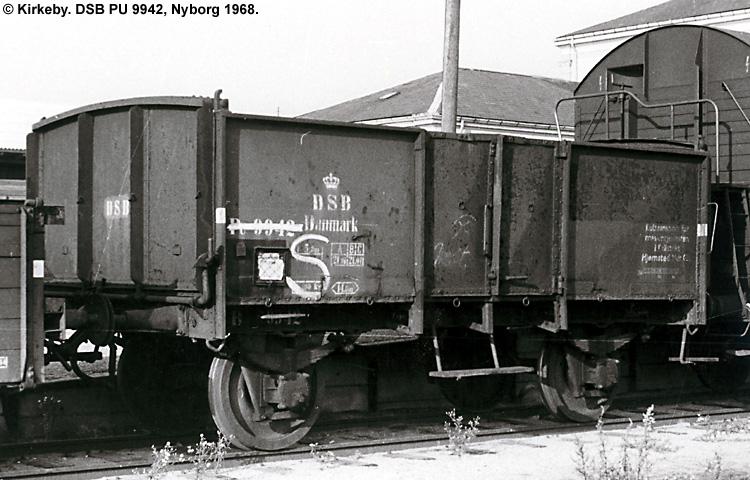 DSB PU 9942