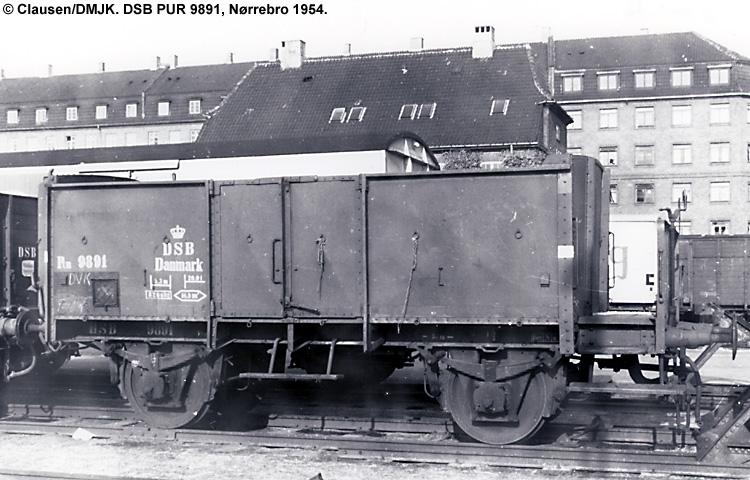 DSB PUR 9891