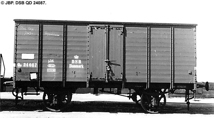 DSB QD 24087