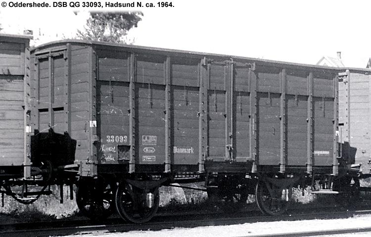 DSB QG 33093