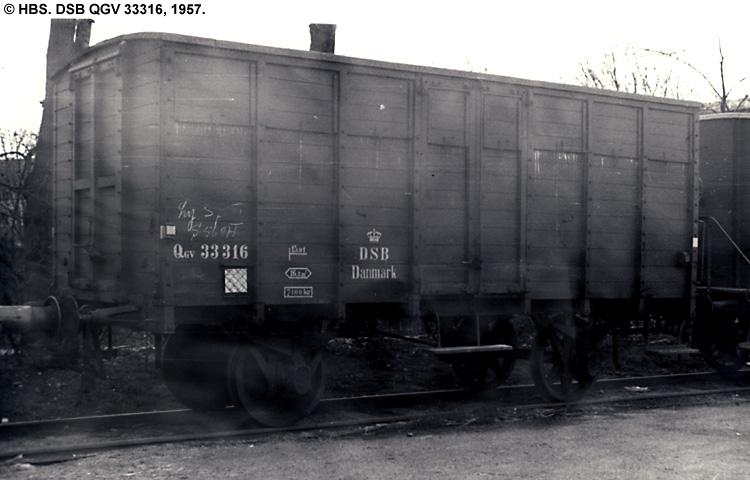 DSB QGV 33316