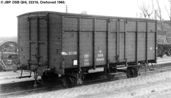 DSB QHL 32216
