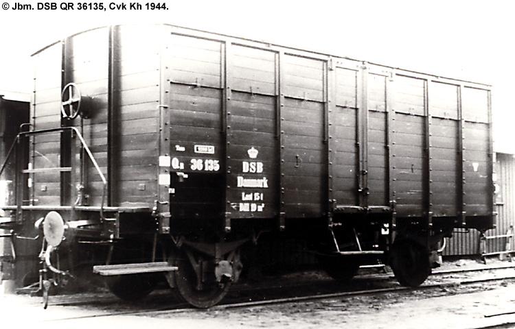 DSB QR 36135