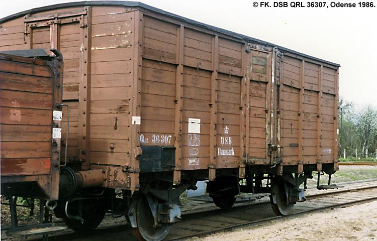 DSB QRL 36307
