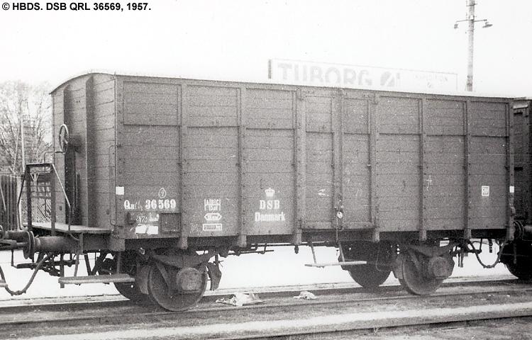 DSB QRL 36569