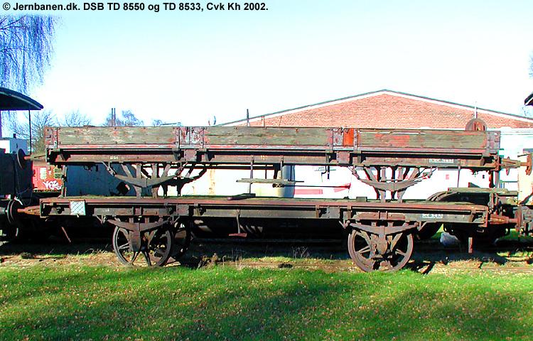 DSB TD 8550