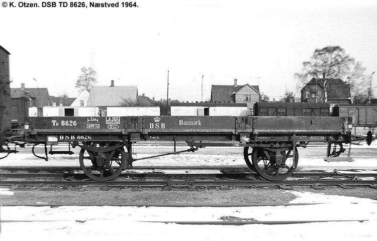 DSB TD 8626
