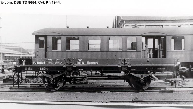 DSB TD 8654