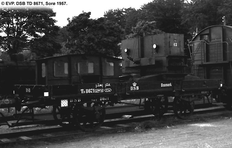 DSB TD 8671
